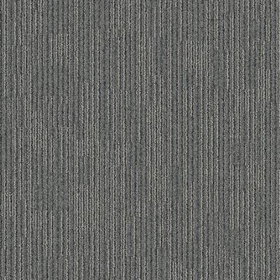 Merrick Brook Lava Patterned 24 in. x 24 in. Carpet Tile (24 Tiles/Case)