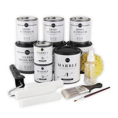 Marble Countertop Paint Kit
