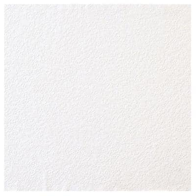 Paintable Solutions III Stucco Vinyl Peelable Roll Wallpaper (Covers 56 sq. ft.)