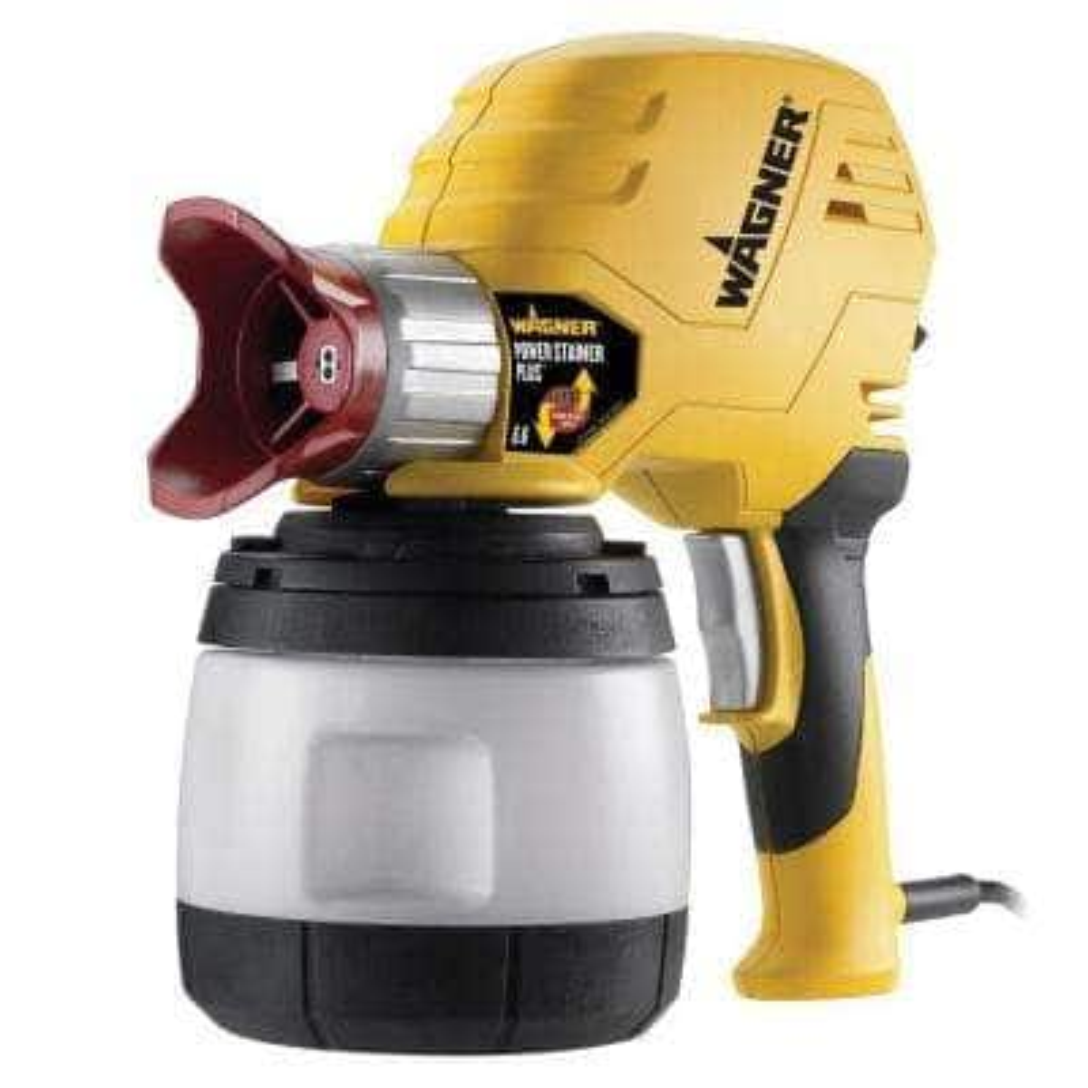 Power Stainer Plus 6.6 GPH Paint Sprayer with EZ Tilt Technology