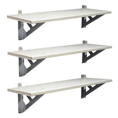 Skylight Shed Shelf (Pack of 3)