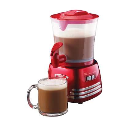 Retro Series Red Hot Chocolate Maker
