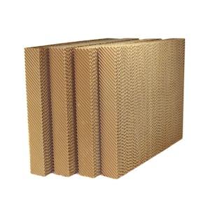 MAX COOL 31-1/2 in. W x 25 in. H x 3-1/2 in. D Replacement Evaporative Cooler Rigid Media