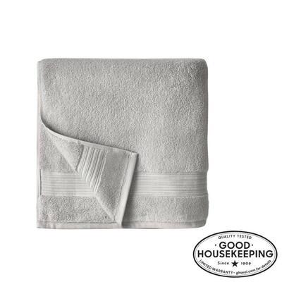Egyptian Cotton Bath Towel in Shadow Gray