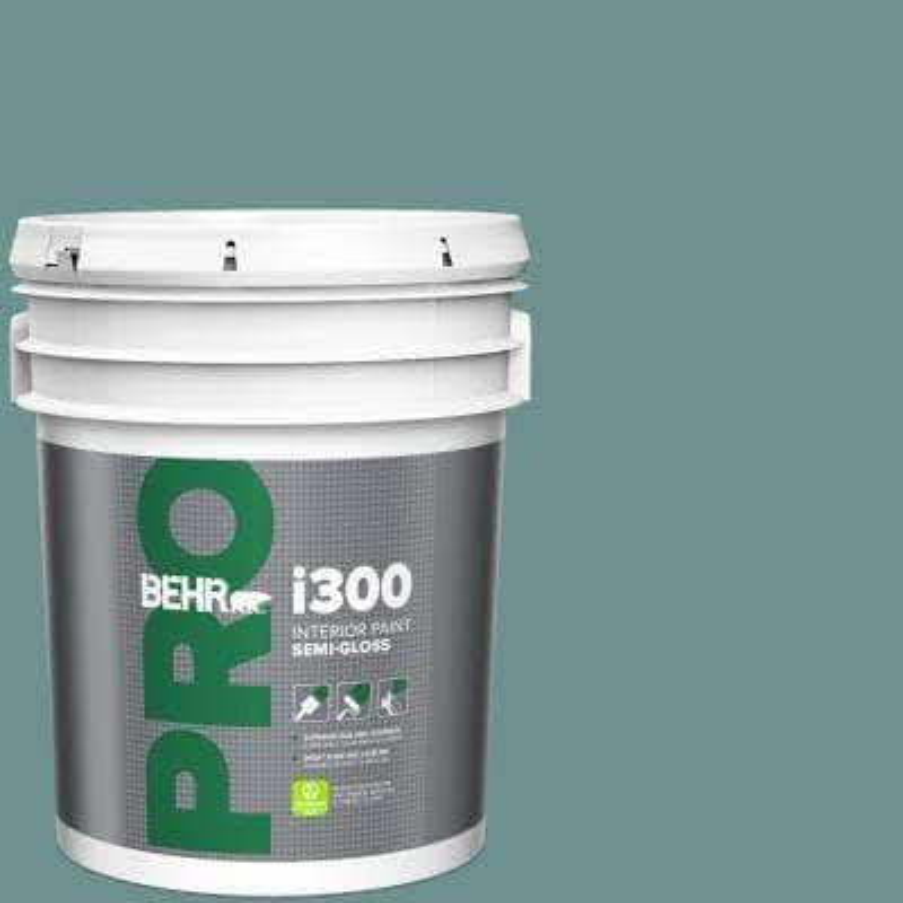 Glidden Premium 1 Qt Ppg1231 1 Hallowed Hush Flat Interior Paint Ppg1231