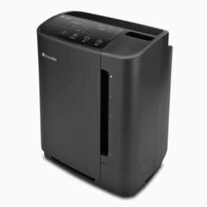 O2+ Revive TrueHEPA Air Purifier Humidifier in Black
