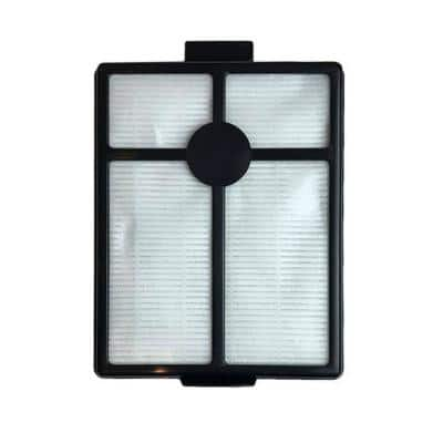 HEPA Style Filter Replacement for Rainbow Rexair E and E2, Compatible with Part R7292 and R12107B