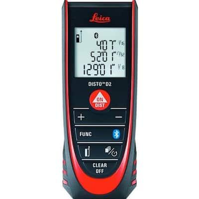 DISTO D2 New 330 ft. Laser Distance Meter
