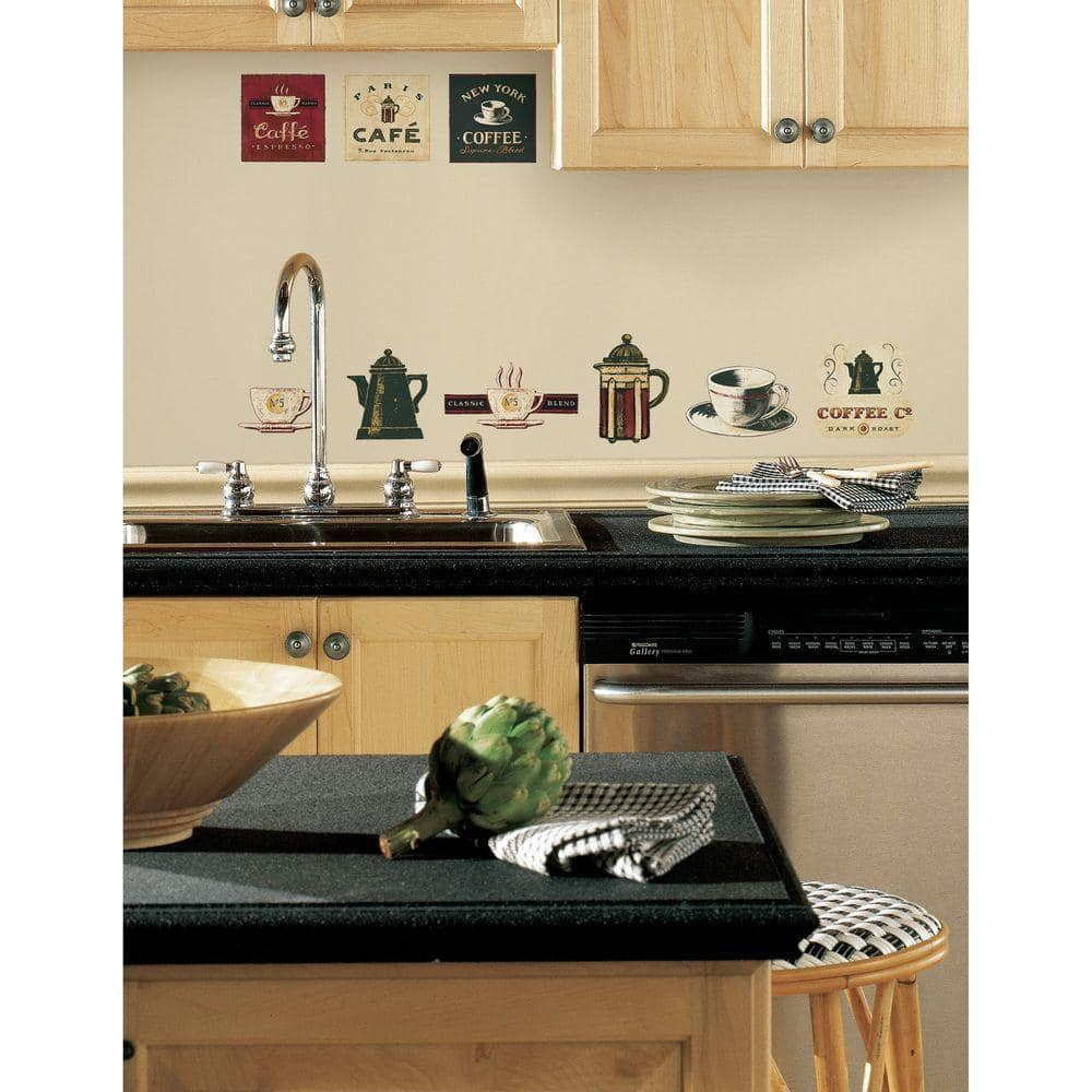 Get Wall Decor Kitchen Stickers Gif