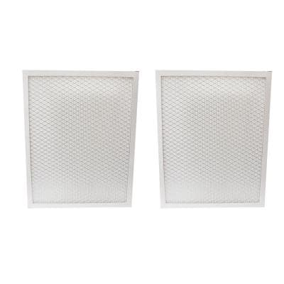 20 in. x 25 in. x 1 in. Replacement Furnace AC HVAC Air Filter with Electrostatic Tech MPR 2200/MERV 13 (2-Pack)