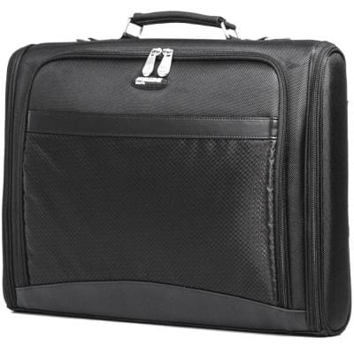 Black Express Laptop Case with 17 in. Laptop Compartment