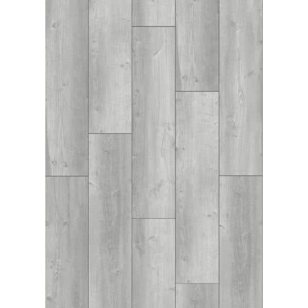 Lifeproof Dovetail Pine 12 Mm Thick X 8, White Laminate Flooring Home Depot