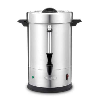 55 -Cup Stainless Steel Coffee Urn