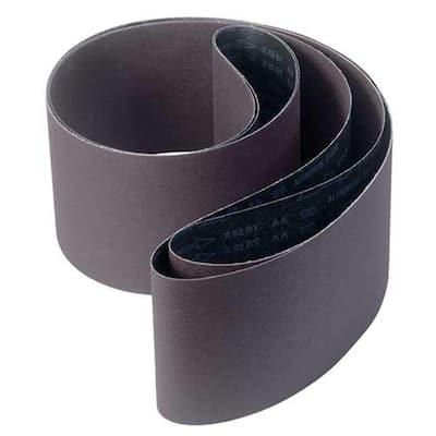 6 in. x 89 in. 100-Grit Aluminum Oxide Sanding Belt