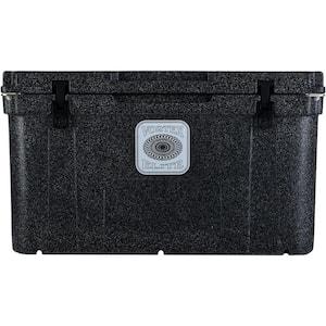 Elite 78 Qt. Rotational-Molded Customizable Cooler System in Basalt