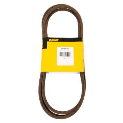 Original Equipment Deck Drive Belt for Select 48 in. Commercial Zero Turn Lawn Mowers OE# 754P06354, 754-06354