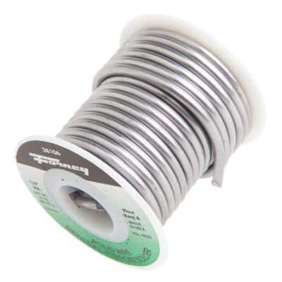1/8 in. 1 lb. Commercial Grade Solid Wire Solder