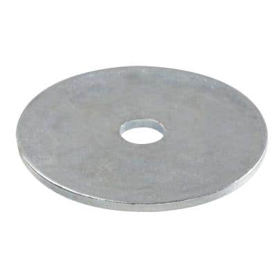 3/16 in. x 1 in. Metallic Stainless Steel Fender Washer (3 per Pack)