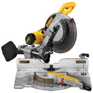 15 Amp Corded 12 in. Dual Bevel Sliding Compound Miter Saw