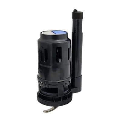 Replacement 3 in. Dual Flush Valve for 1-Piece Glacier Bay Toilets