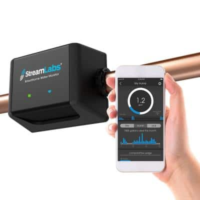 Smart Home Water Monitor