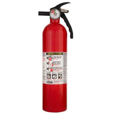 1-A:10-B:C Recreational Fire Extinguisher (6-Pack)