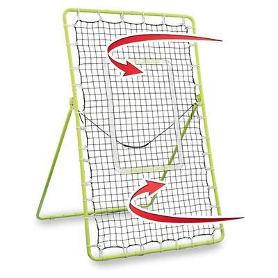 RBND700 Portable Adjustable Tennis Trainer Rebound Practice Net