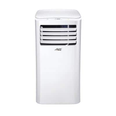10,000 BTU (7,000 DOE) Portable Air Conditioner, White