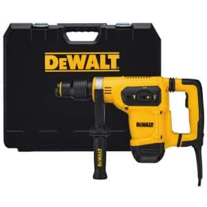 10.5 Amp 1-9/16 in. Corded SDS-MAX Combination Concrete/Masonry Rotary Hammer with SHOCKS and Case