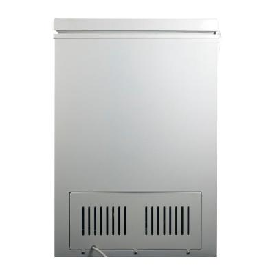 3.5 cu. ft. Manual Defrost Chest Freezer in White