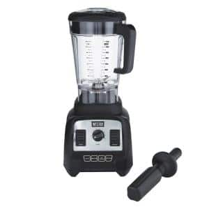 Pro Series 64 oz. 10-Speed Black Blender with 4 Preprogrammed Settings