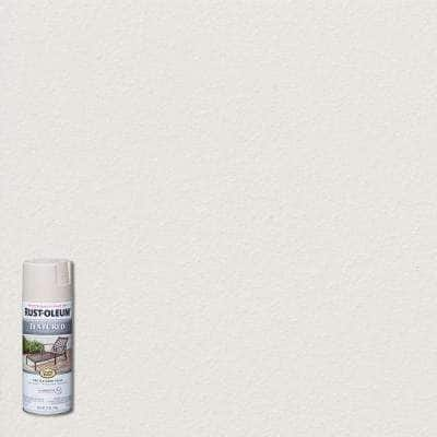 12 oz. Textured White Protective Spray Paint (6-Pack)
