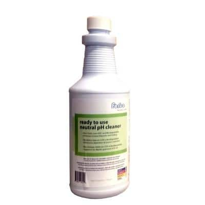 Ready to Use Neutral pH Cleaner, Quart