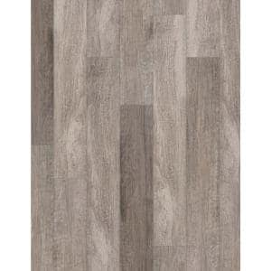 Barleydale Oak 12 mm Thick x 7-9/16 in. Wide x 50-5/8 in. Length Water Resistant Laminate Flooring (15.95 sq. ft./case)