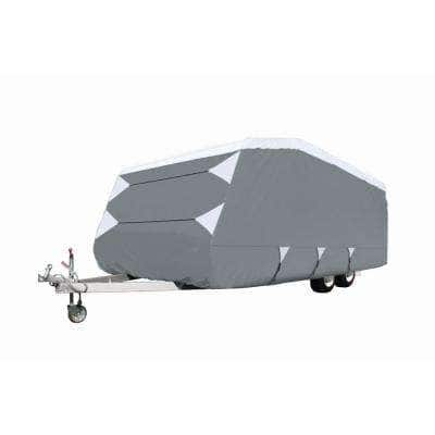 OverDrive PolyPRO 3 168 in. L x 102 in. W x 72 in. H Deluxe Pop-Up RV Cover