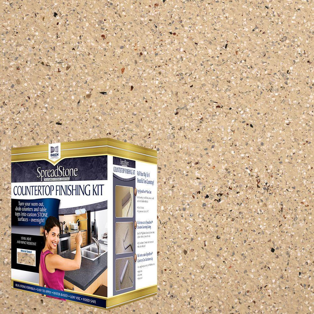 Mineral Select 1 qt. Sundance Countertop Refinishing Kit