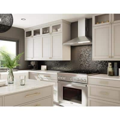 Take Home Sample - Hexagonia SB Black Stainless Steel 4 in. x 4 in. Metal Peel and Stick Wall Mosaic Tile (0.11 sq.ft.)