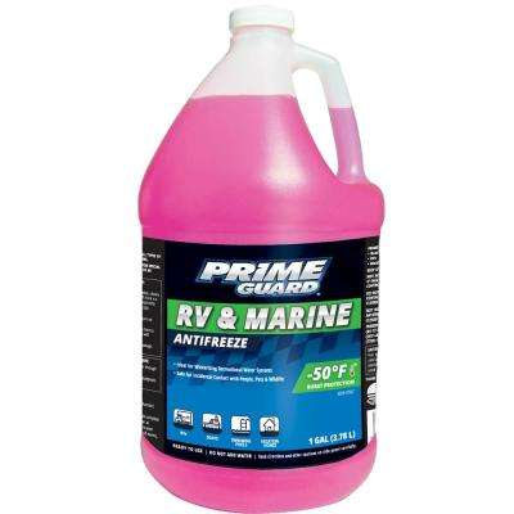 128 fl. oz. Ethyl Alcohol -50°F RV Antifreeze