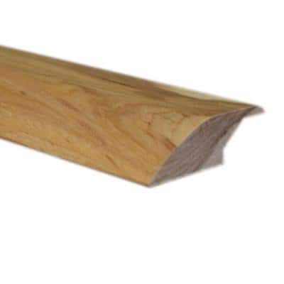 Hickory Golden Rustic 3/4 in. Thick x 2-1/4 in. Wide x 78 in. Length Lipover Reducer Molding