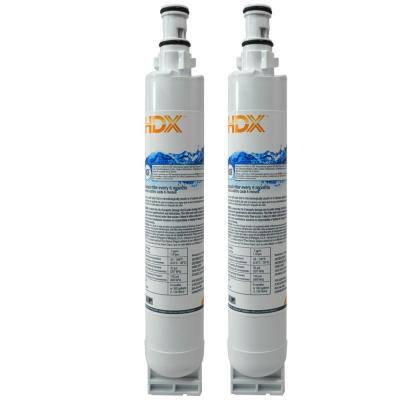 FMW-3 Premium Refrigerator Replacement Filter Fits Whirlpool Filter 6 (2-Pack)