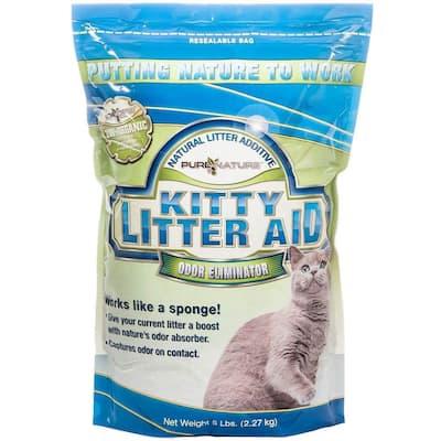 5 lb. Zeolite All-Natural Cat Litter Additive