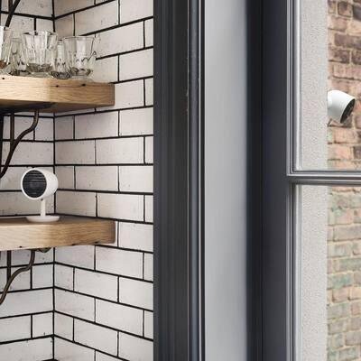 Nest Cam IQ Indoor Security Camera and Nest Cam Outdoor Security Camera