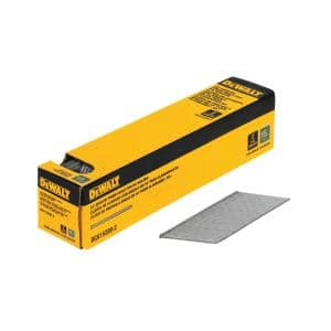2 in. x 15-Gauge Angled Finish Nails (2500-Pieces)