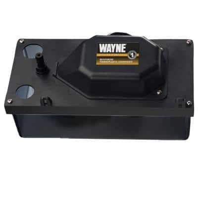 1/100 HP Thermoplastic Condensate Pump