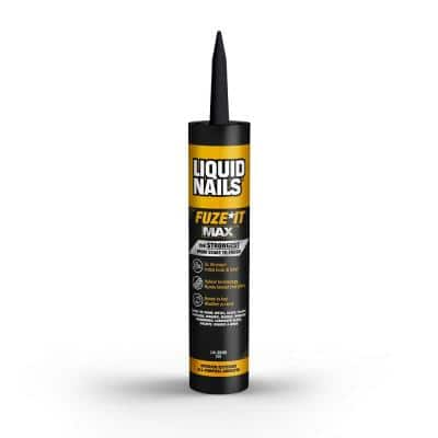 Fuze It Max 9 oz. Interior/Exterior All Surface Construction Adhesive