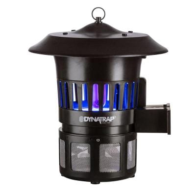 UV 1/2-Acre Insect and Mosquito Trap with Optional Wall Mount