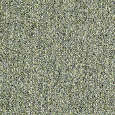 8 in. x 8 in. Berber Carpet Sample - Fallbrook - Color Hyacinth